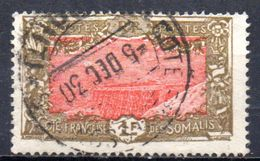 Col 5 / Cote Des Somalis  N° 97 Oblitéré Cote : 1,50 € - Oblitérés