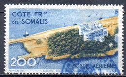 Col 5 / Cote Des Somalis PA  N° 22 Oblitéré Cote : 10,50 € - Oblitérés
