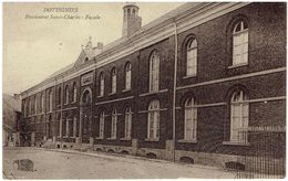 DOTTIGNIES - Mouscron - Pensionnat Saint-Charles - Façade - Moeskroen