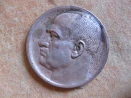 MEDAGLIA MUSSOLINI. PRO CASA ITALIANI ALL ESTERO IN ROMA. Opus RIVALTA - Italia
