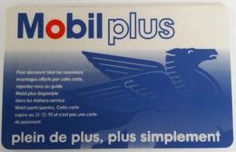 Carte Mobil Plus Verso Bande Magnétique - Frankrijk