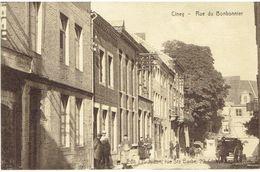 CINEY - Rue Du Bonbonnier - Edit. P. Judan, Rue Ste Barbe - Ciney
