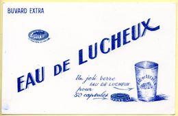 Buvard Eau De Lucheux. - Blotters