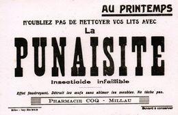 Buvard Punaisite, Insecticide Infaillible... - Produits Ménagers