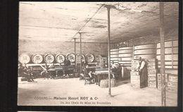 COGNAC   UN DES CHAIS DE MISE EN BOUTEILLES  COGNAC ROY - Cognac