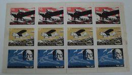 Sluitzegels Tydol Flying - 1 Vel 1 17 36 - Timbres