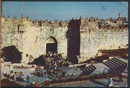 °°° 8733 - ISRAEL - DAMASCUS GATE °°° - Israele