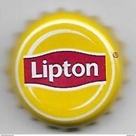 BELGIQUE / CAPSULE SODA  LIPTON - Soda