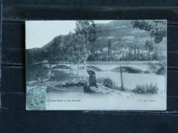 F17 - 31 - FOS - Le Pont Neuf Vu Des Scieries -  Edition S.T. - 1906 - Francia