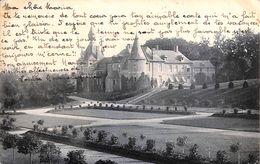 Lefdael (sic) Leefdael Leefdaal Château Kasteel (1904) - Bertem