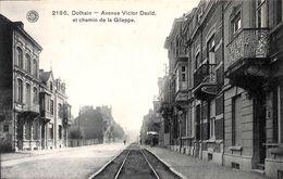 Dolhain - Avenue Victor David Et Chemin De La Gileppe (1913) - Limbourg