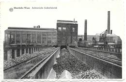 Moerbeke-Waas NA2: Achterzicht Suikerfabriek - Moerbeke-Waas