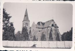 Photo Foto (6 X 9 Cm) Gehavende Kerk Van Kwatrecht Quatrecht (Wetteren) - Wetteren
