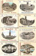 35 Snapshotmapjes Met Ieder Meestal Een 10 Tal Foto's / 35 Snapshots X 10 Photo's = Ong. 350 Photo's ( Zie Scans) - Cartes Postales