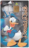 SOUTH AFRICA - Disney/Donald Duck, Telkom Telecard, Exp.date 10/02, Used - Disney
