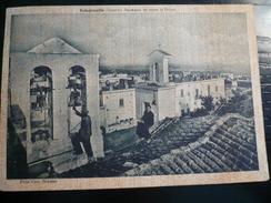 Palagianello Taranto- Panorama Sopra La Chiesa Usata 1942-non Facile - Italia