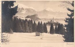 SLOVENIA - Bled Pozimi 1941 - Slovenia