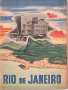 RIO DE JANEIRO BRESIL PROPAGANDA UNITED STATES OF BRAZIL 1945 - Books, Magazines, Comics