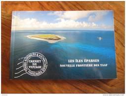 T.A.A.F. CARNET  LES ILES EPARSES  C535  No YT  535/550 * * - Carnets