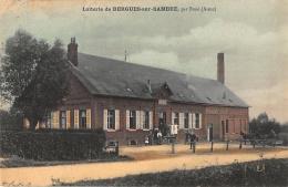 France - Bergues-sur-Sambre – Laiterie (1917) - Other Municipalities