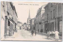 LUCON - Rue Des Sables - Très Bon état - Lucon