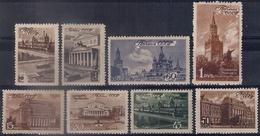 Russia 1946, Michel Nr 1056-63, MNH OG - 1923-1991 USSR