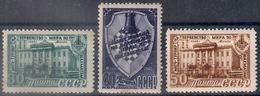 Russia 1948, Michel Nr 1292-94, MNH OG - 1923-1991 USSR