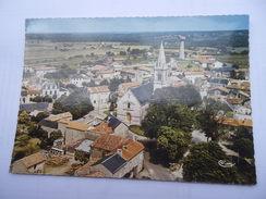 CPSM HAUTE VIENNE 86 - MONTAMISE VUE PANORAMIQUE AÉRIENNE - Autres Communes
