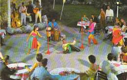 CARIBBEAN Caraïbes West Indies Antilles - BERMUDA Bermudes -Authentic LIMBO DANCERS - CPSM PF - Caribe Caraibi - Bermudes
