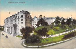 ** Lot Of 2 Postcards ** CARIBBEAN Caraïbes West Indies Antilles - BERMUDA Bermudes - HAMILTON HOTEL GROUNDS - CPA - Bermudes