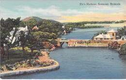 ** Lot Of 2 Postcards ** CARIBBEAN Caraïbes West Indies Antilles - BERMUDA Bermudes - SOMERSET - CPA - Caribe Caraibi - Bermudes