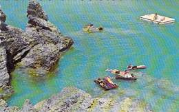 ** Lot Of 2 Postcards ** CARIBBEAN Caraïbes West Indies Antilles - BERMUDA Bermudes - BEACHES - CPA - Caribe Caraibi - Bermudes