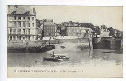 CPA Précurseur Saint Valéry En Caux Le Port N° 65 LL - Saint Valery En Caux