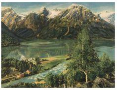 (M+S 620) Norway - NordFjord - Norway