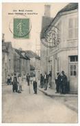 CPA - MIGÉ (Yonne) - Hôtel Thomas Et Grand Rue - Autres Communes