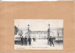 VANNES - 56 - Quartier Du 35ème D'Artillerie  - POIT - - Vannes