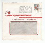 LETTRE A EN TETE DE VILLEFRANCHE SUR SAONE RHONE 1967 - 1961-....