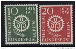 ALLEMAGNE BERLIN YT 123/4, Mi 138/9 ** MNH. (7B726) - [5] Berlin