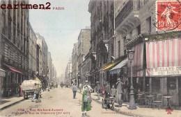 TOUT PARIS RUE RICHARD-LENOIR PRIS DE LA RUE DE CHARONNE 75011 - Distretto: 11