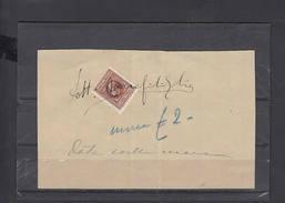 ITALIA 1935 - Marca Da Bollo - Unificato  110 - 1900-44 Victor Emmanuel III.