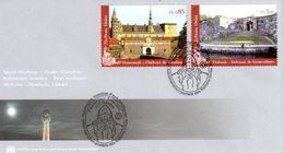 Premier Jour Patrimoine Mondial Pays Nordiques Genève 05/05/2011 - FDC