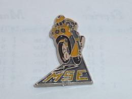 Pin's MOTO, M.S.E. - Motorbikes