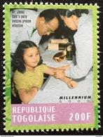 Dr Jonas Salk Polio Vaccine, Health, Disease, Immunization, Nobel Prize, Disabled / Handicapped, MNH, - Medizin