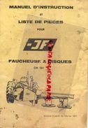 DANMARK- CATALOGUE JF -FABRIKEN-J. FREUDENDAHL-SONDERBORG- AGRICULTURE TRACTEUR- FAUCHEUSE-ENSILEUSE-RATEAU FANEUR - Invoices & Commercial Documents
