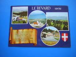 CPM  LE REVARD Savoie MULTI VUES   VOYAGEE - Autres Communes