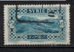 SYRIE        N°  YVERT     162    (1)             OBLITERE       ( O   3977 ) - Syria (1919-1945)