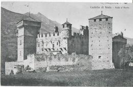 VAL D'AOSTA - CASTELLO DI FENIS - ED. BRUNNER COMO # 601/1 - VIAGGIATA 24.07.1948 - Unclassified