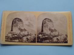 Schÿnige - Platte Gumih Et La Jungfrau () Stereo Photo A. GABLER - SUISSE, SAVOIE Et ITALIE ( Voir Photo Pour Detail ) ! - Photos Stéréoscopiques