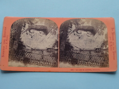 Le LION De LUCERNE (193) Stereo Photo SCHWEIZ Und SAVOYEN Par Lamy ( Voir Photo Pour Detail ) ! - Photos Stéréoscopiques