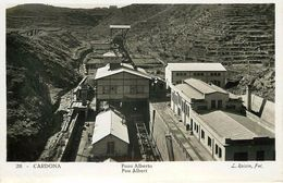 CARDONA - Pozo Alberto (mines). - Espagne